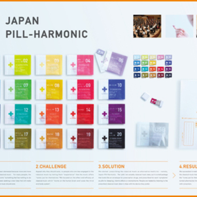 THE JAPAN PILL-HARMONIC