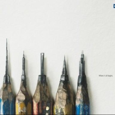 The Pencil - Architecture