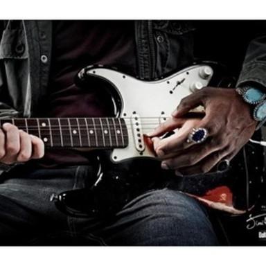 Hands: Jimi Hendrix
