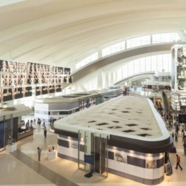 LAX - IMMERSIVE MULTIMEDIA ARCHITECTURE
