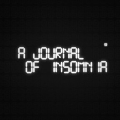 A Journal of Insomnia