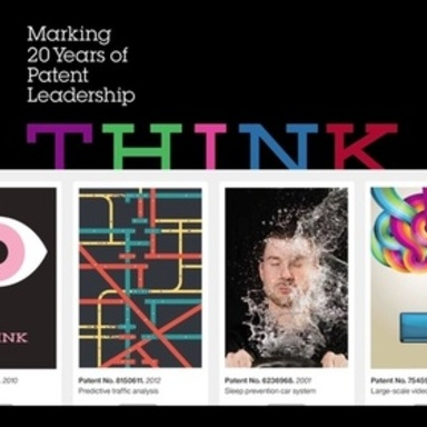Think Patent x 20 Posters