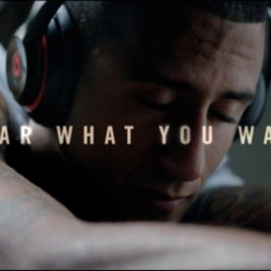 Beats by Dr. Dre - Hear What You Want with Colin Kaepernick