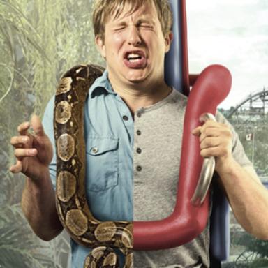 Fear Made Fun - Snake