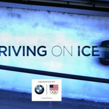 Driving on Ice