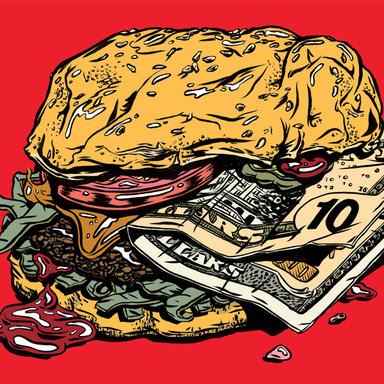 Burger Wage