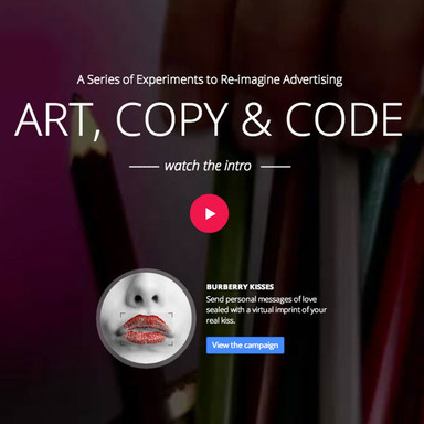 Art, Copy & Code Website (Phase 2)