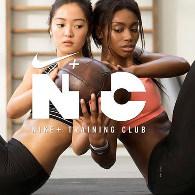 Nike+ Training Club app