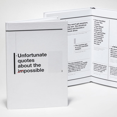 Unfortunate Quotes (book)