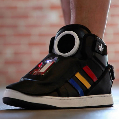 The Talking Shoe 2.0