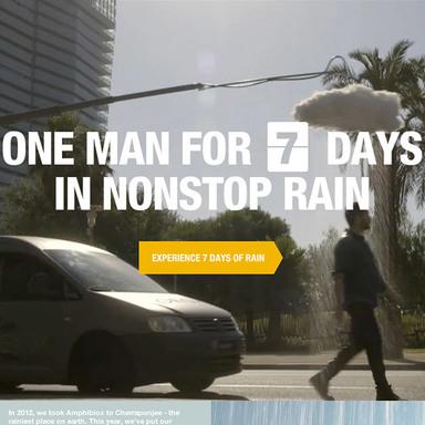 7 Days of Rain