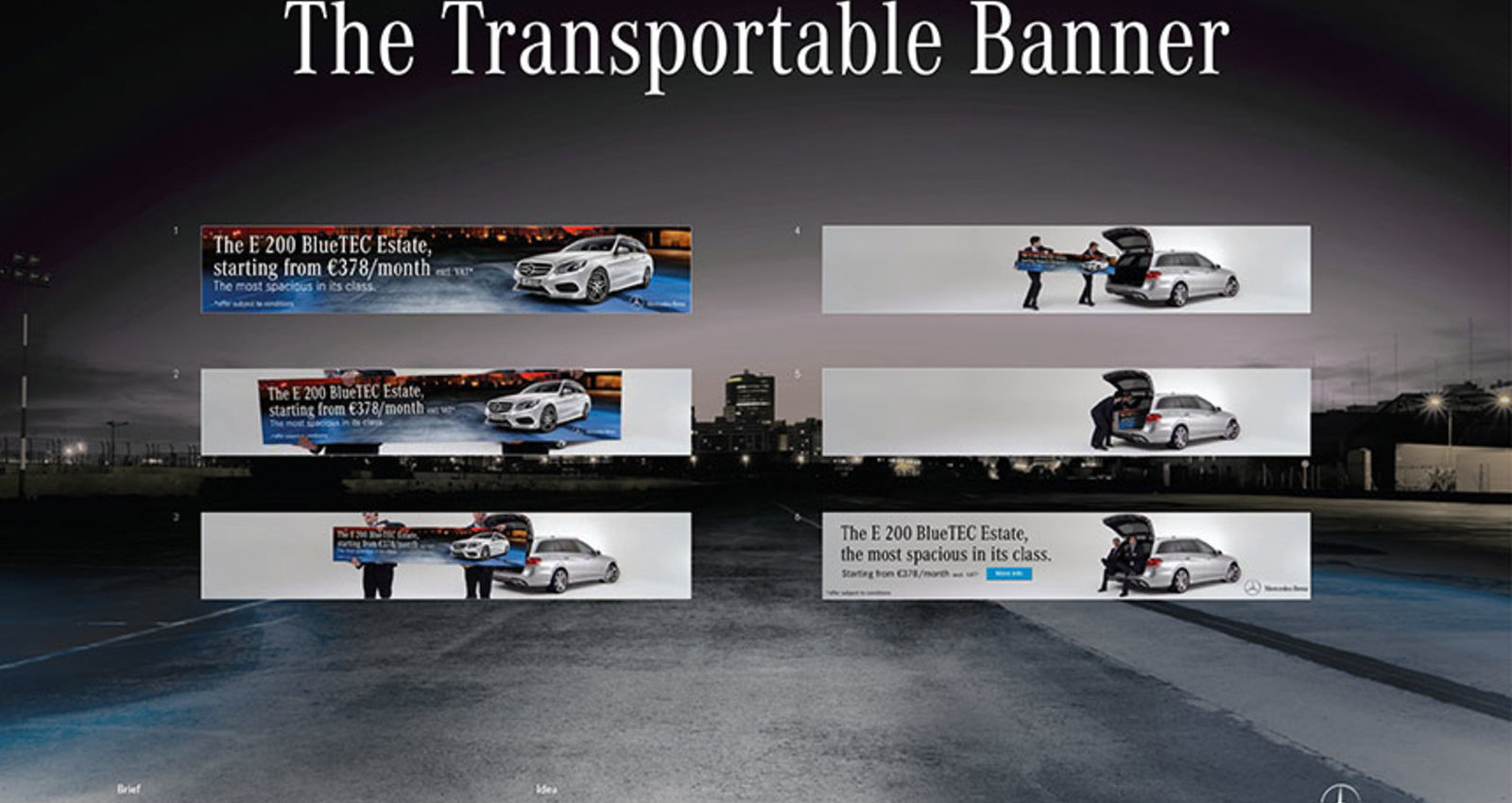 The Transportable Banner