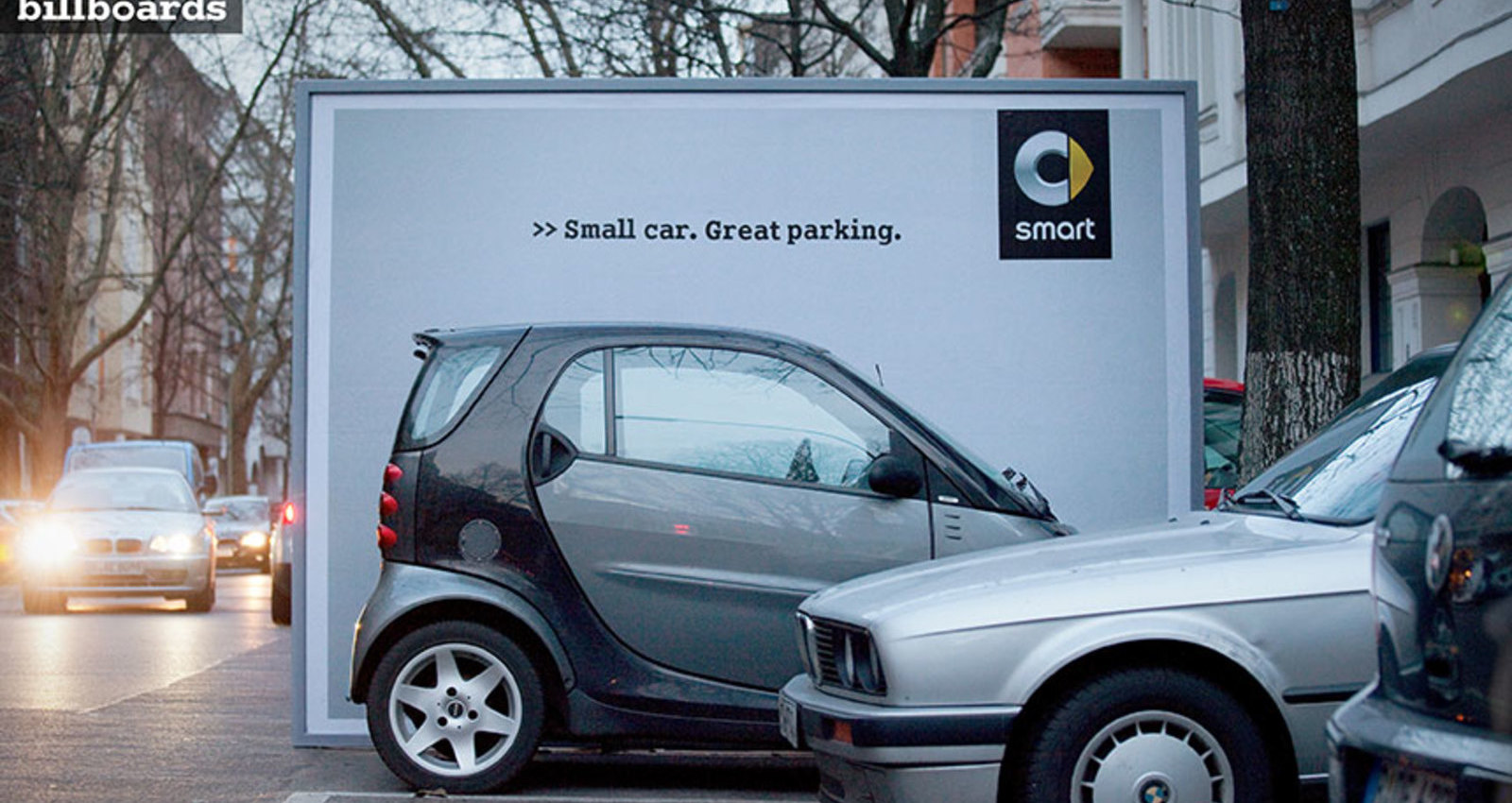 smart POP UP Billboards