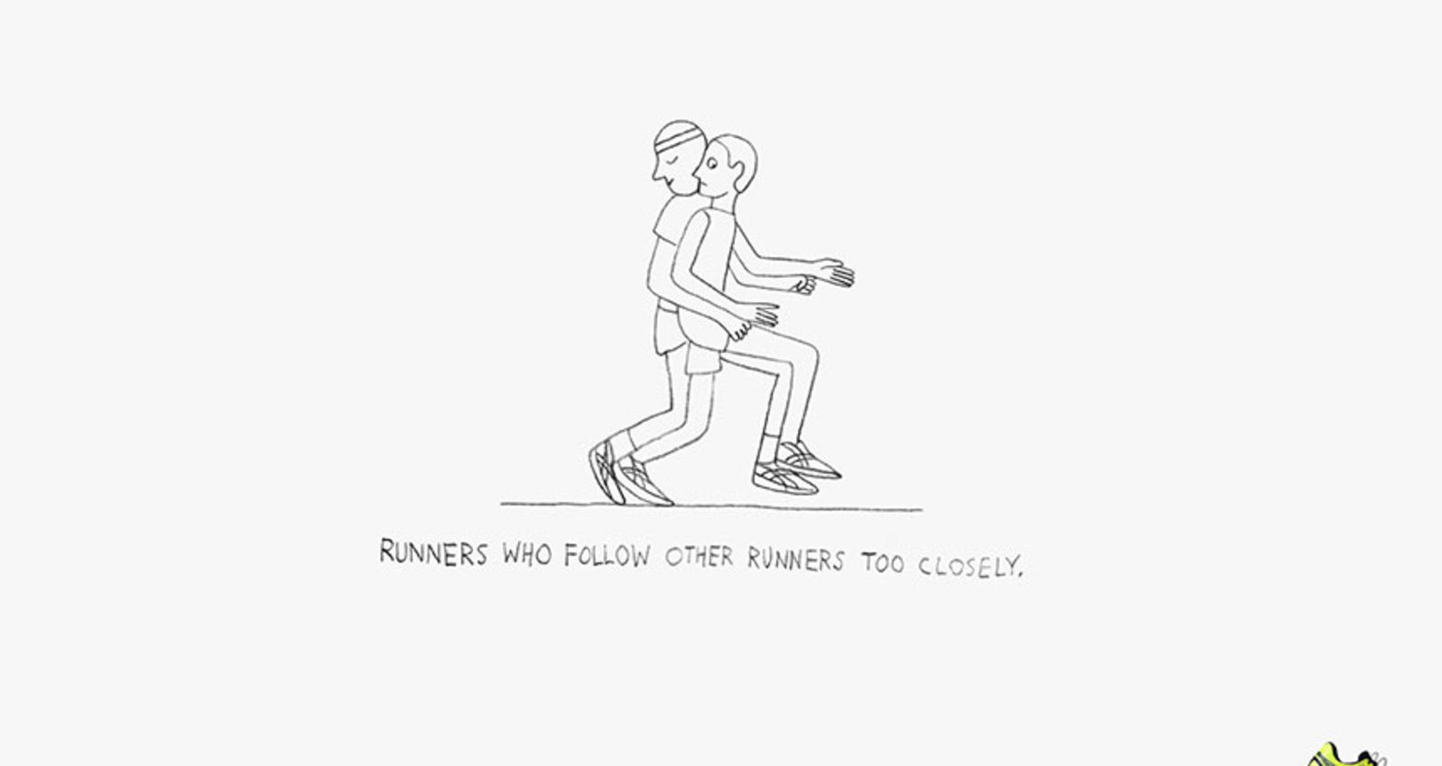 All Runners Welcome Print Campaign