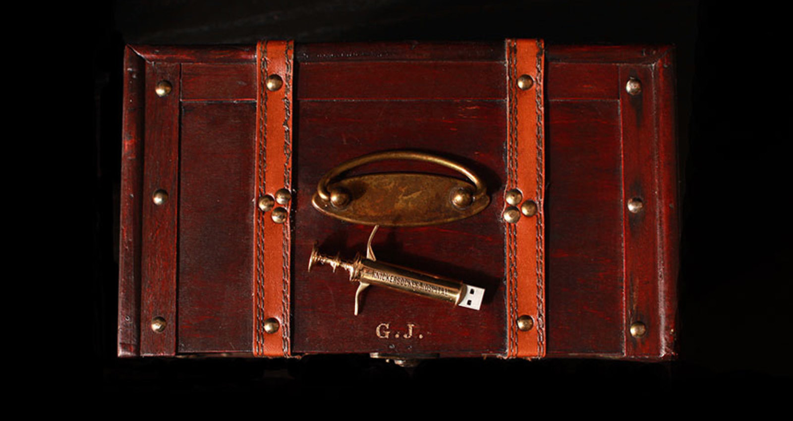 The Knick Surgeon's Box