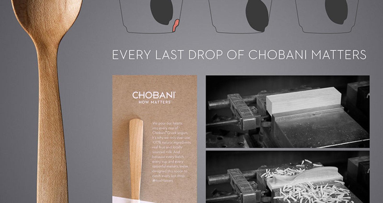 Chobani Spoon