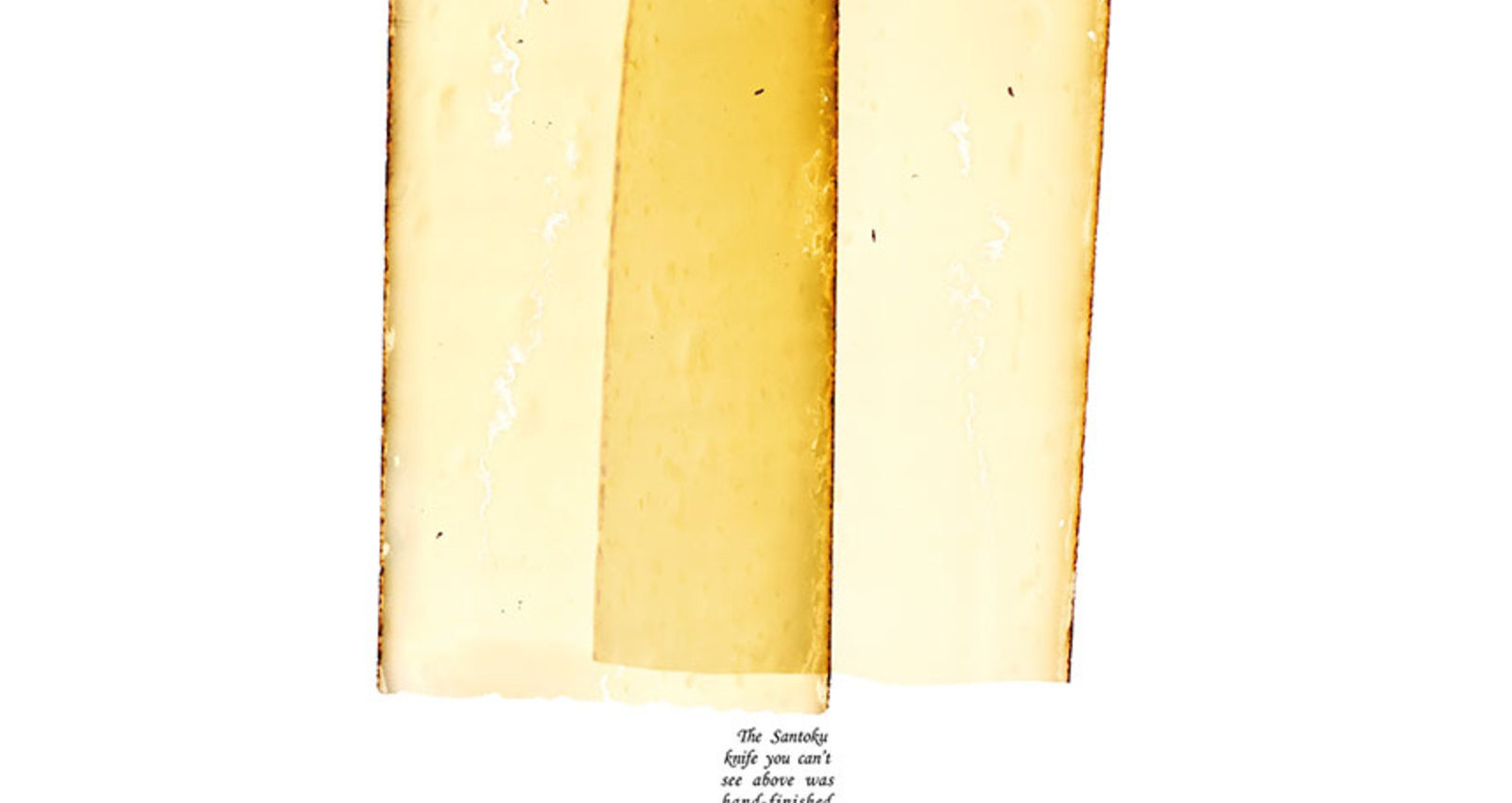 The Beauty Of Sharpness - Cheese