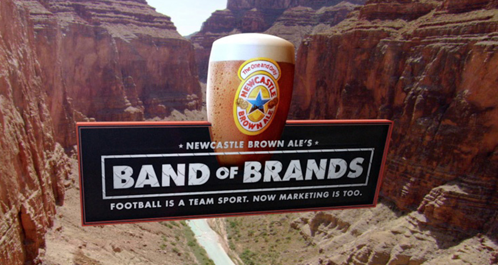 Newcastle Brown Ale: Band of Brands