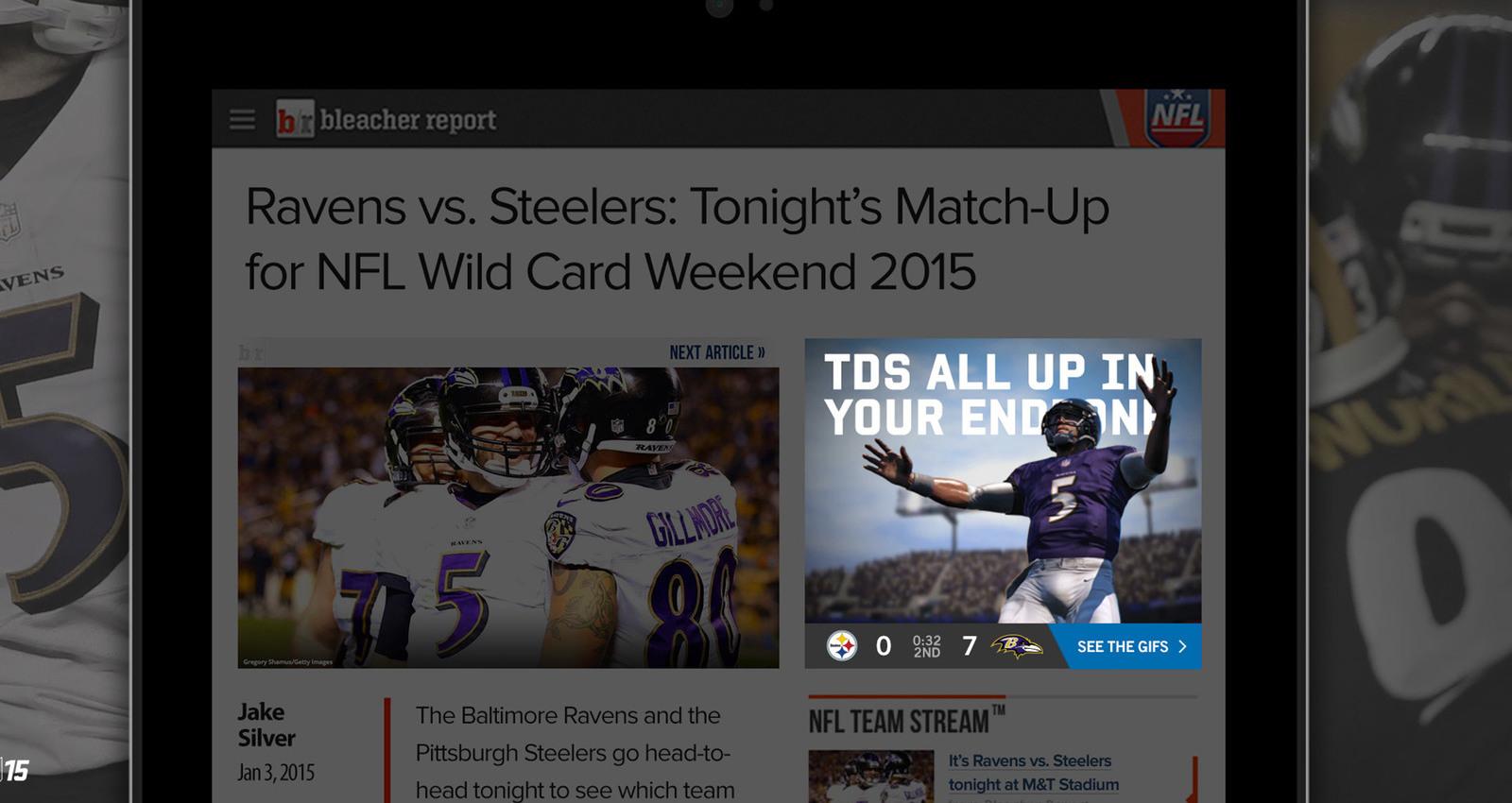 EA Sports Madden GIFERATOR: A Google Art, Copy & Code Project