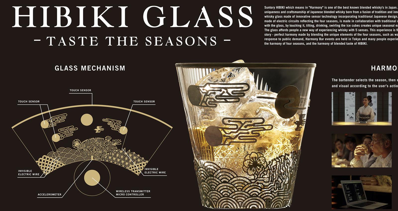 HIBIKI GLASS