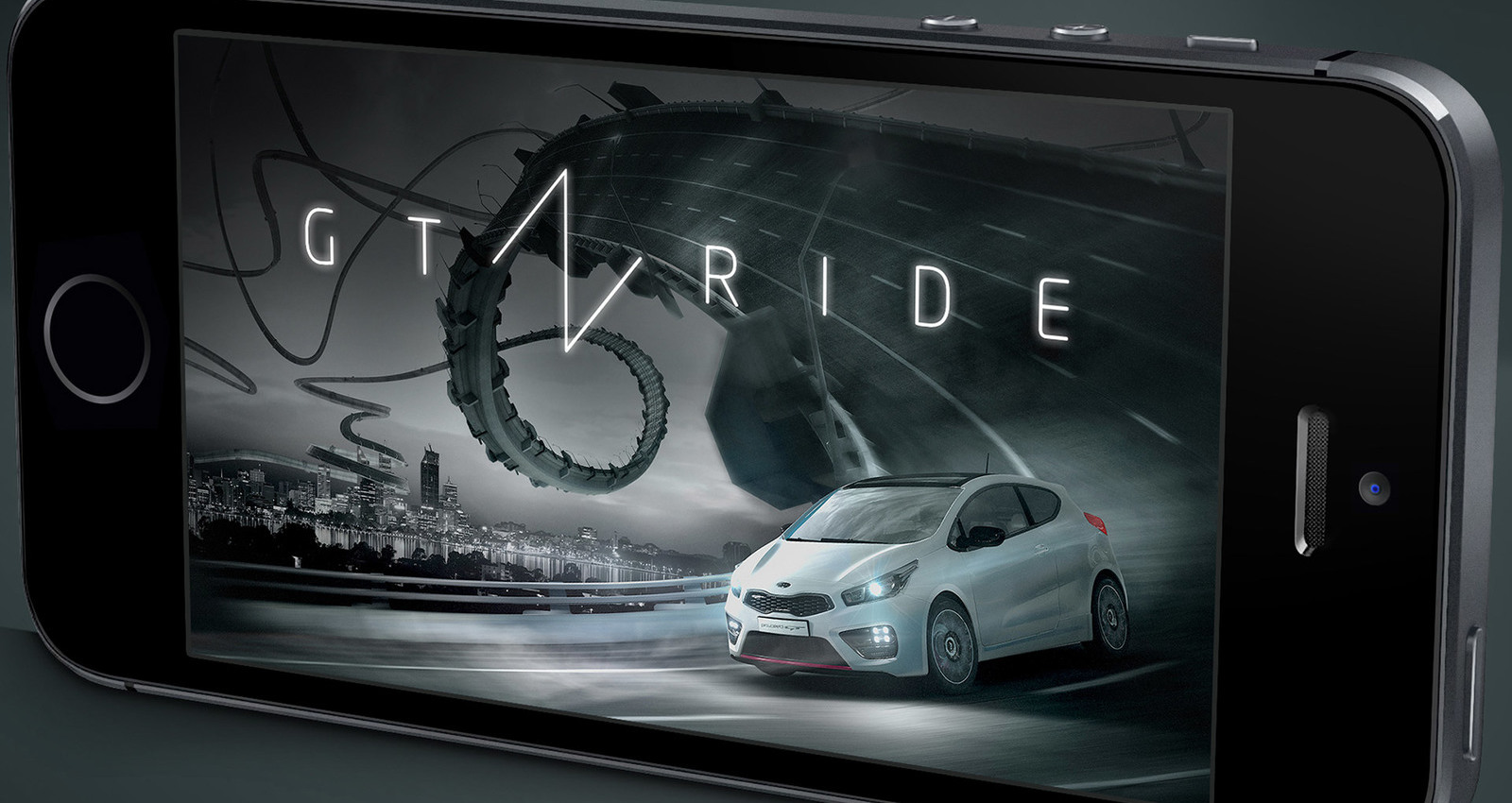 GT RIDE - Viral Gaming for Kia