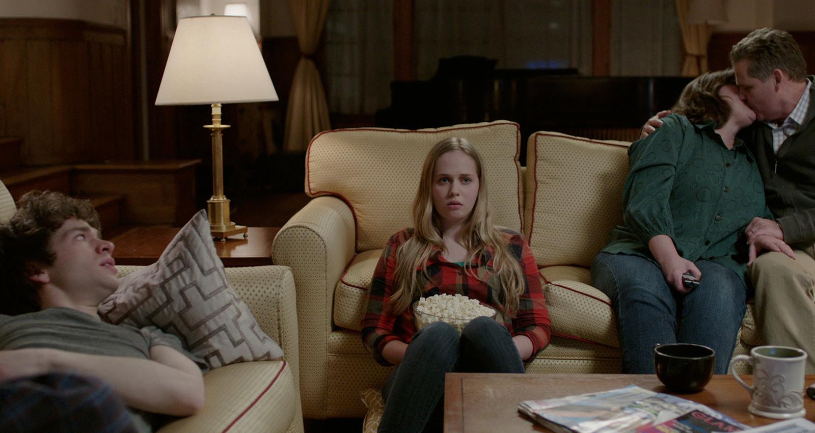 Awkward Family Viewing