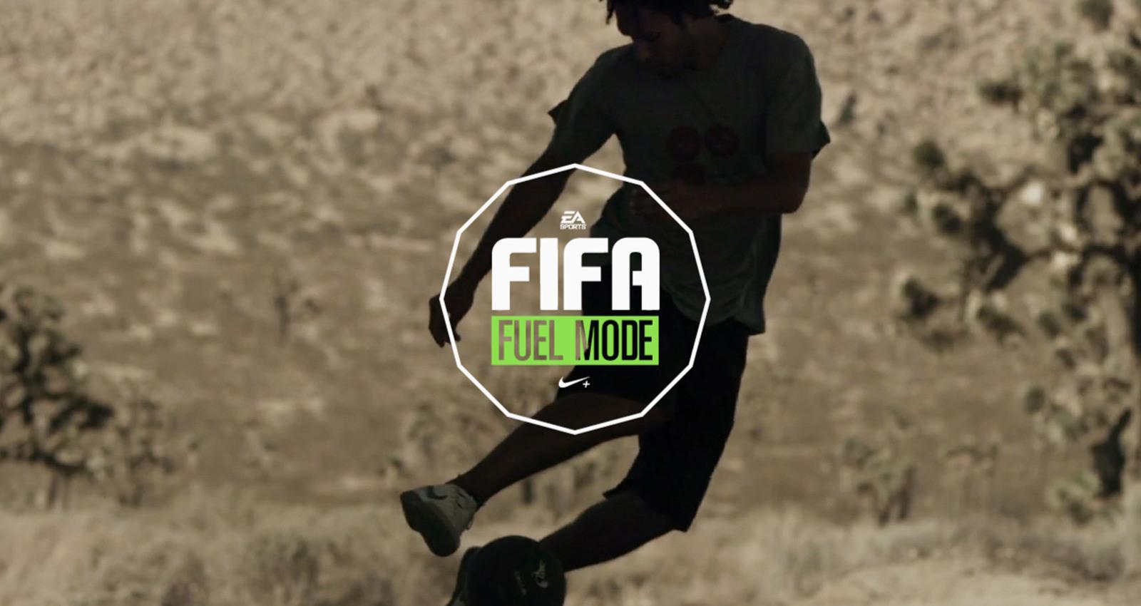 FIFA Fuel Mode