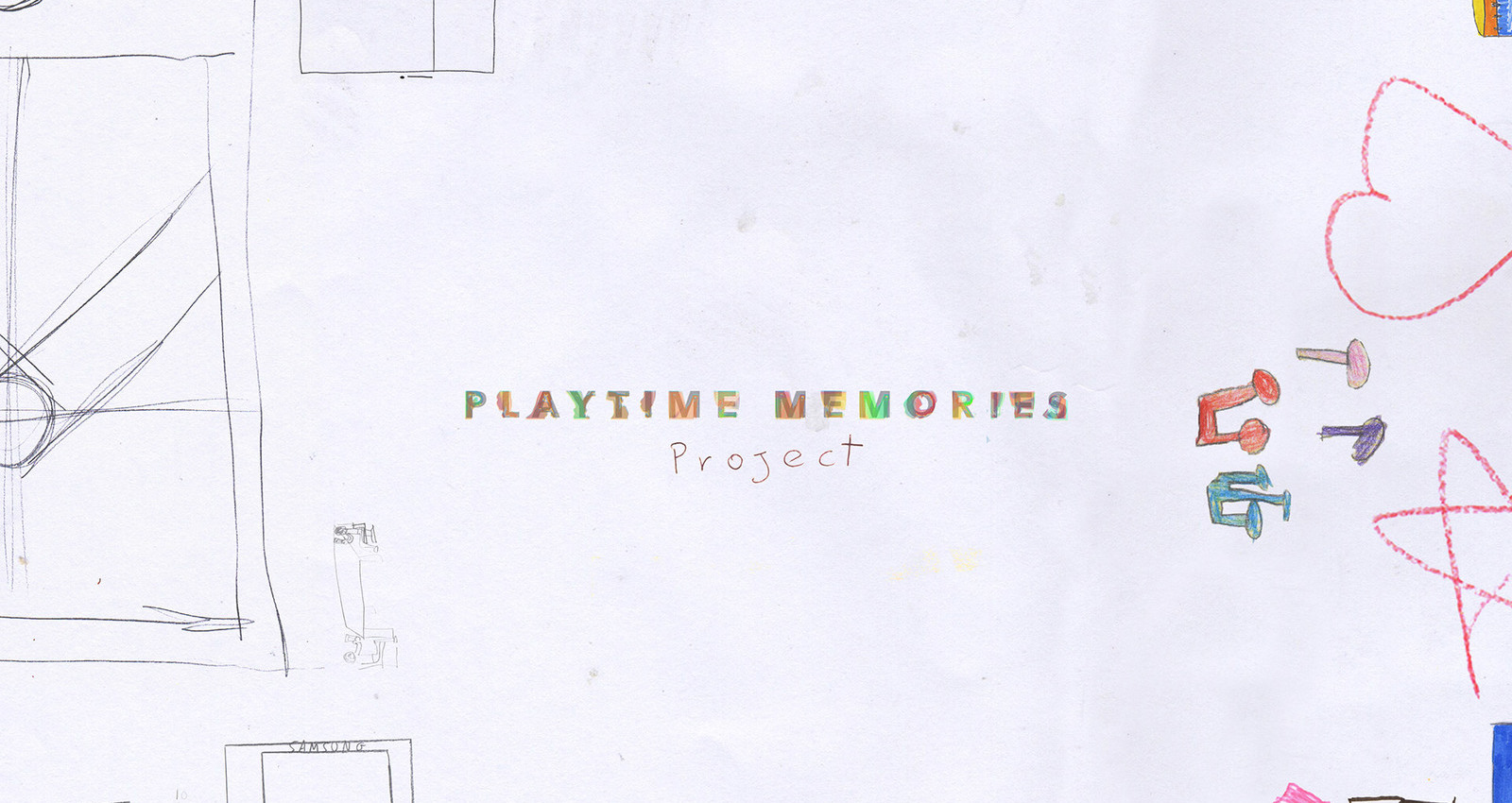 Playtime Memories Project