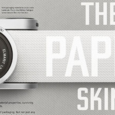 The Paper Skin