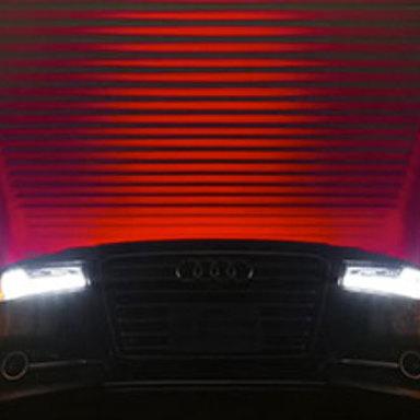 Audi LED Scoreboard