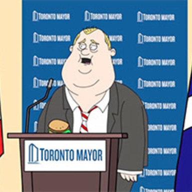 The Toronto Mayor Show - Crack