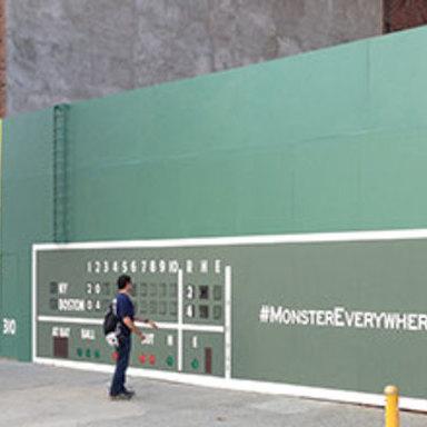 Boston Red Sox, Green Monster