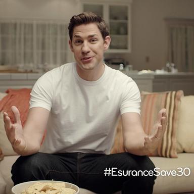 #EsuranceSave30