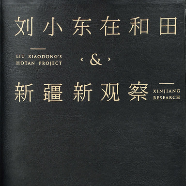 Liu Xiaodong's Hotan Project & Xinjiang Research
