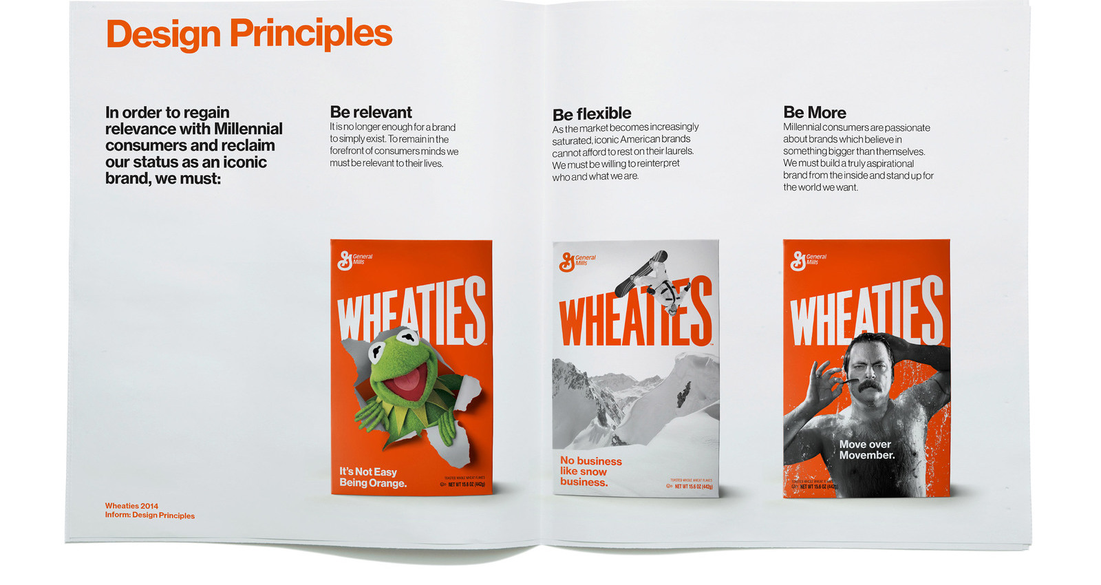 Wheaties Redesign