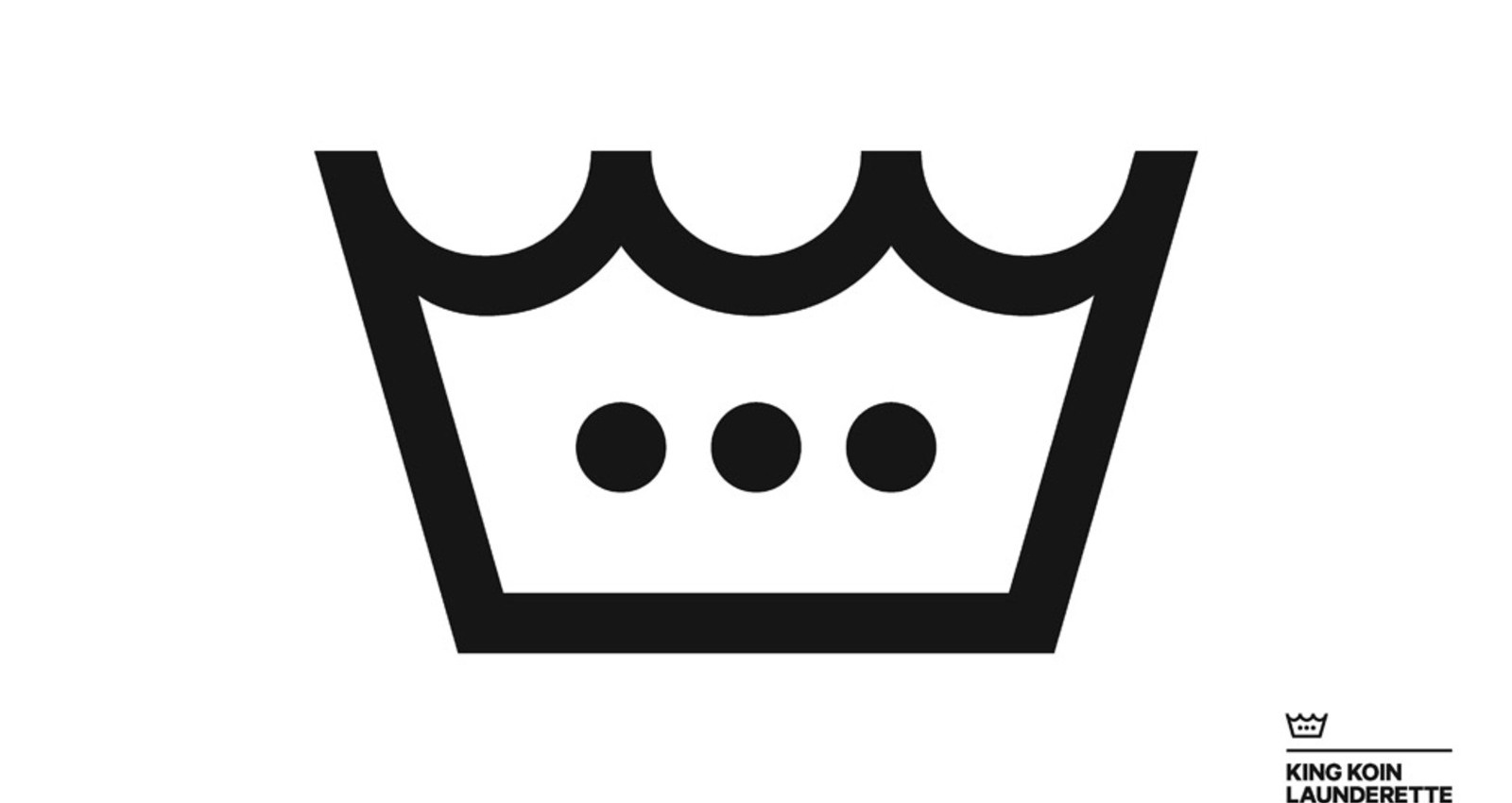 King Koin Launderette Stationery