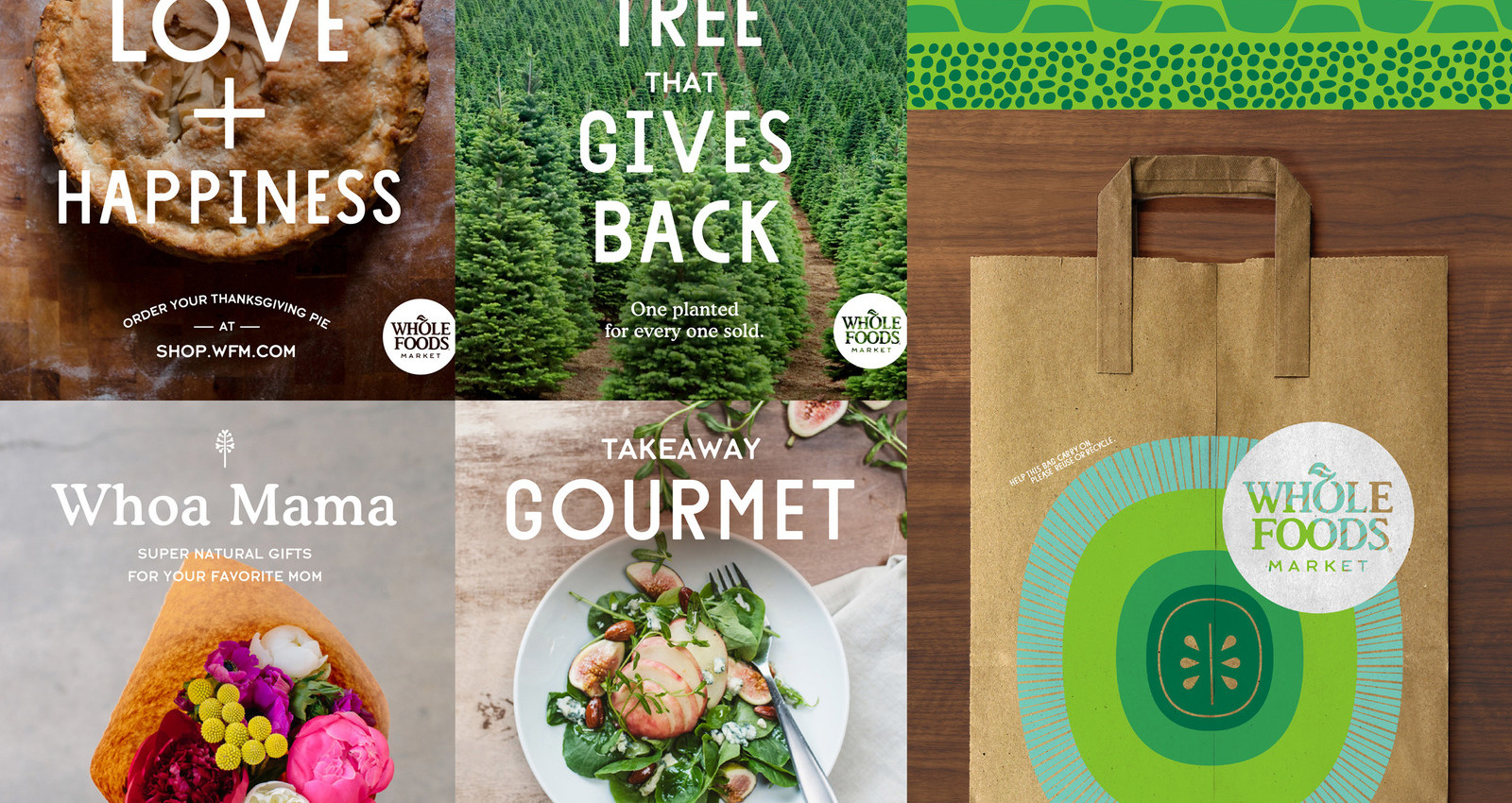 Whole Foods Market Rebrand