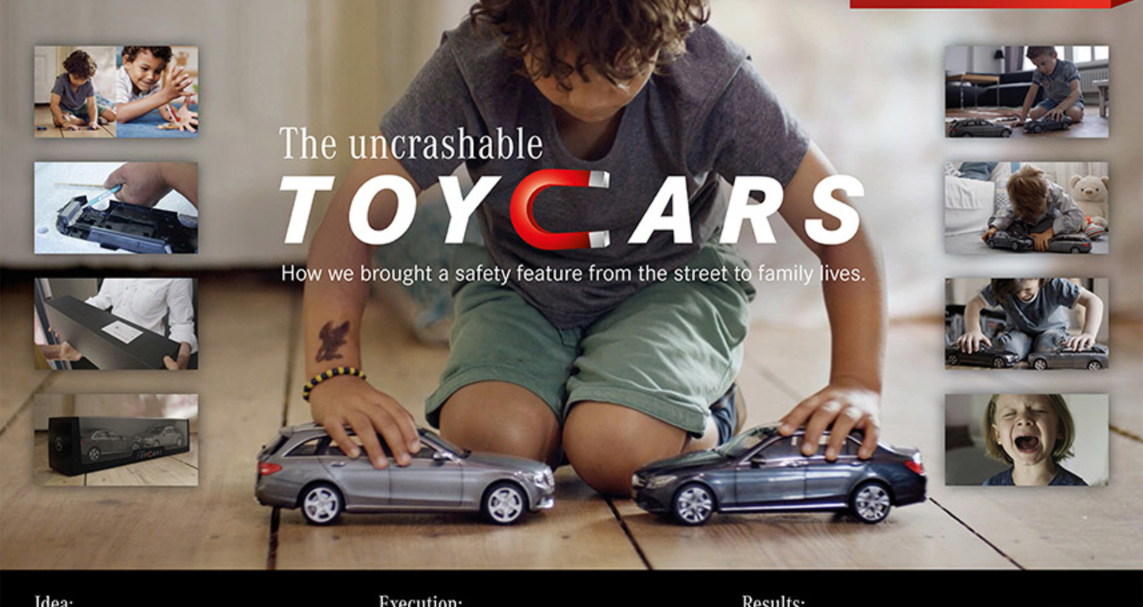 The Uncrashable Toycars