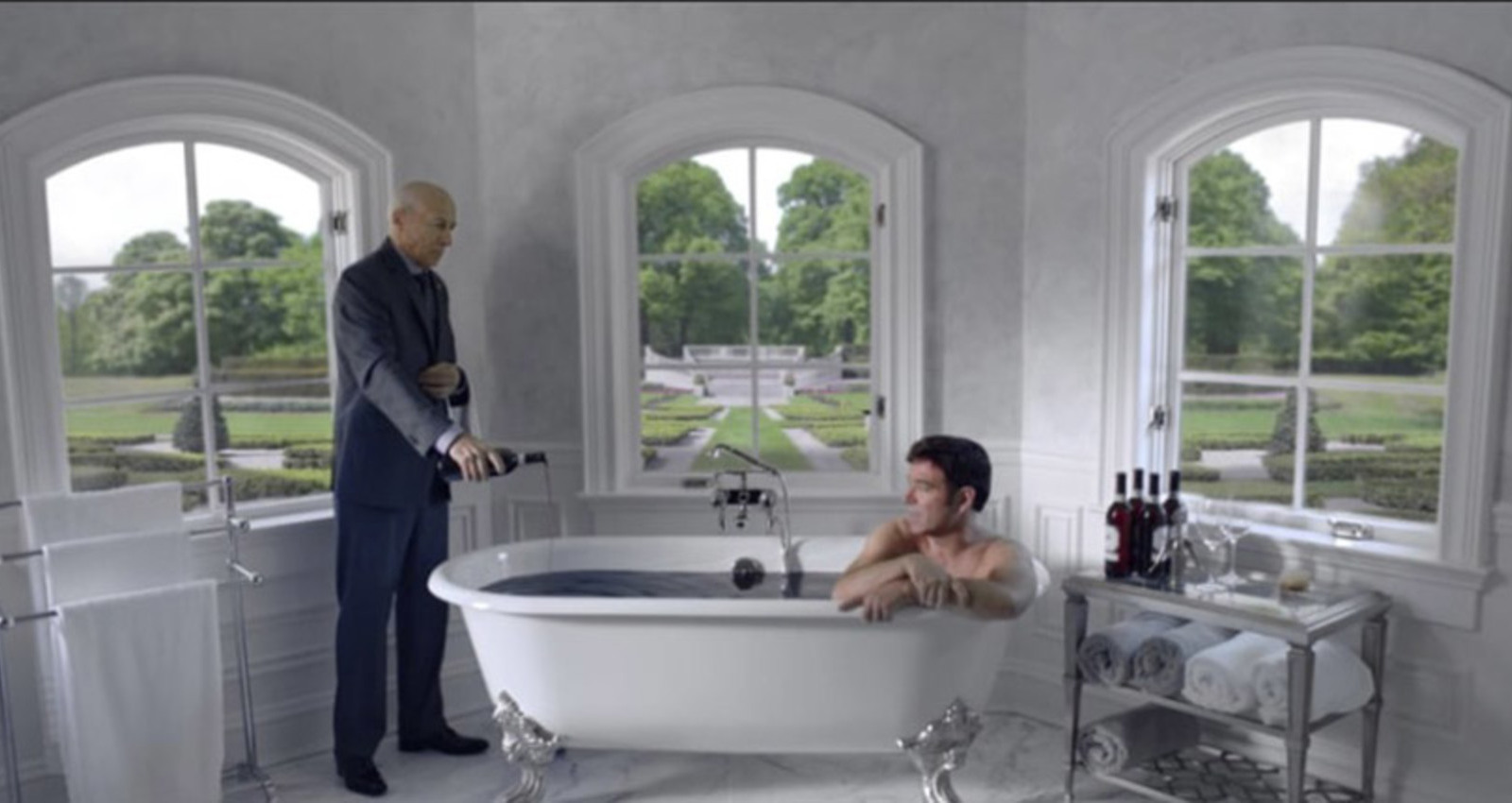 Way Better Rich Person TV Campaign