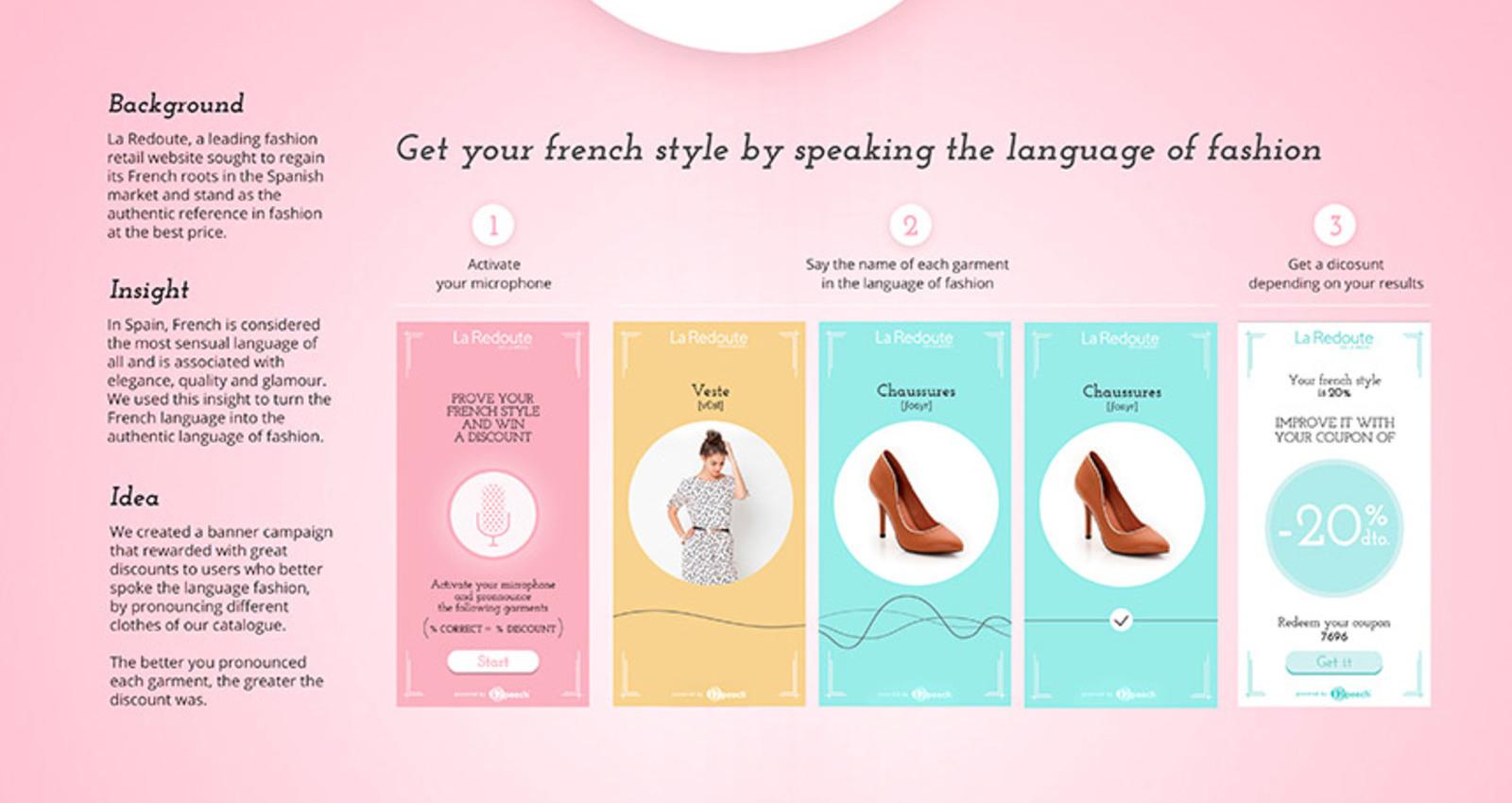 The Language of Fashion