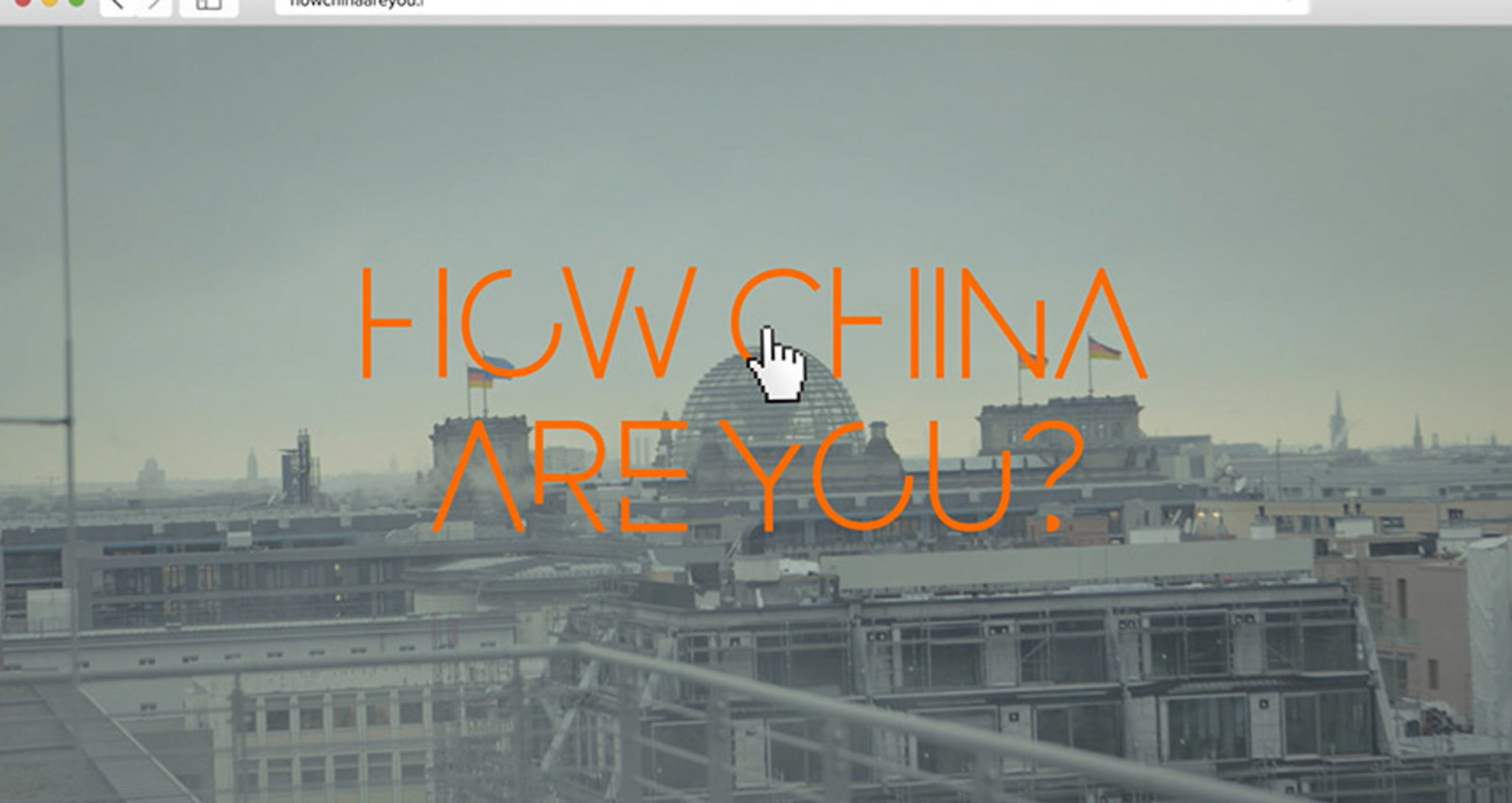 How China Are You?