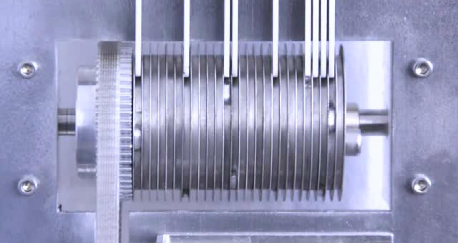 Mechanical Pi