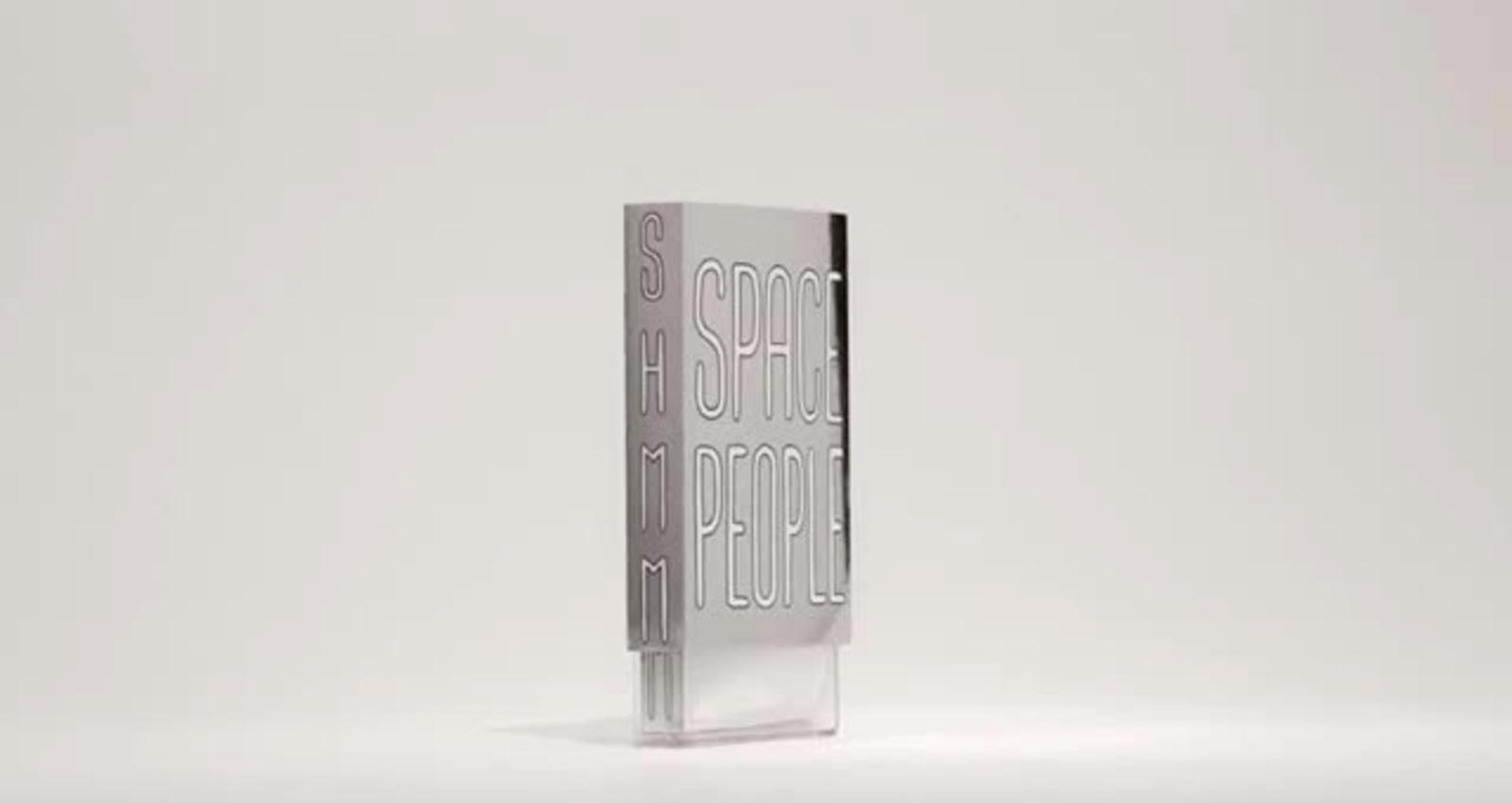 Space People Cassette Design & Animation