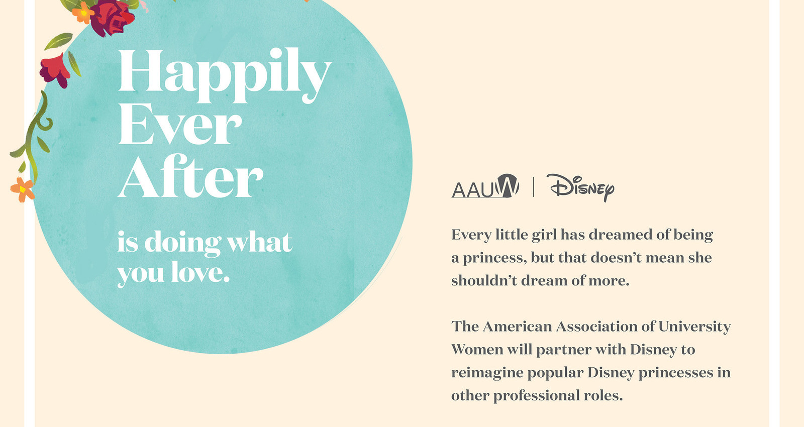 Happily Ever After Is Doing What You Love