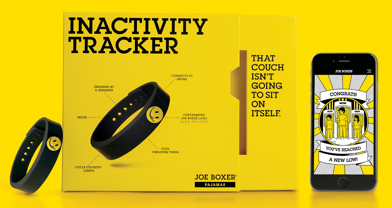 Inactivity Tracker