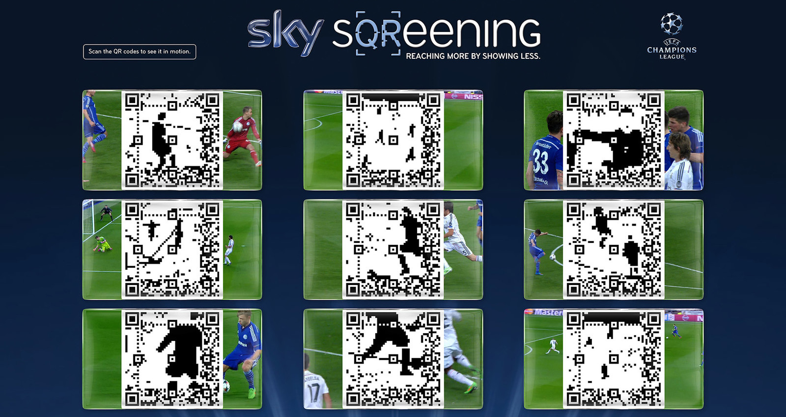 Sky Sqreening