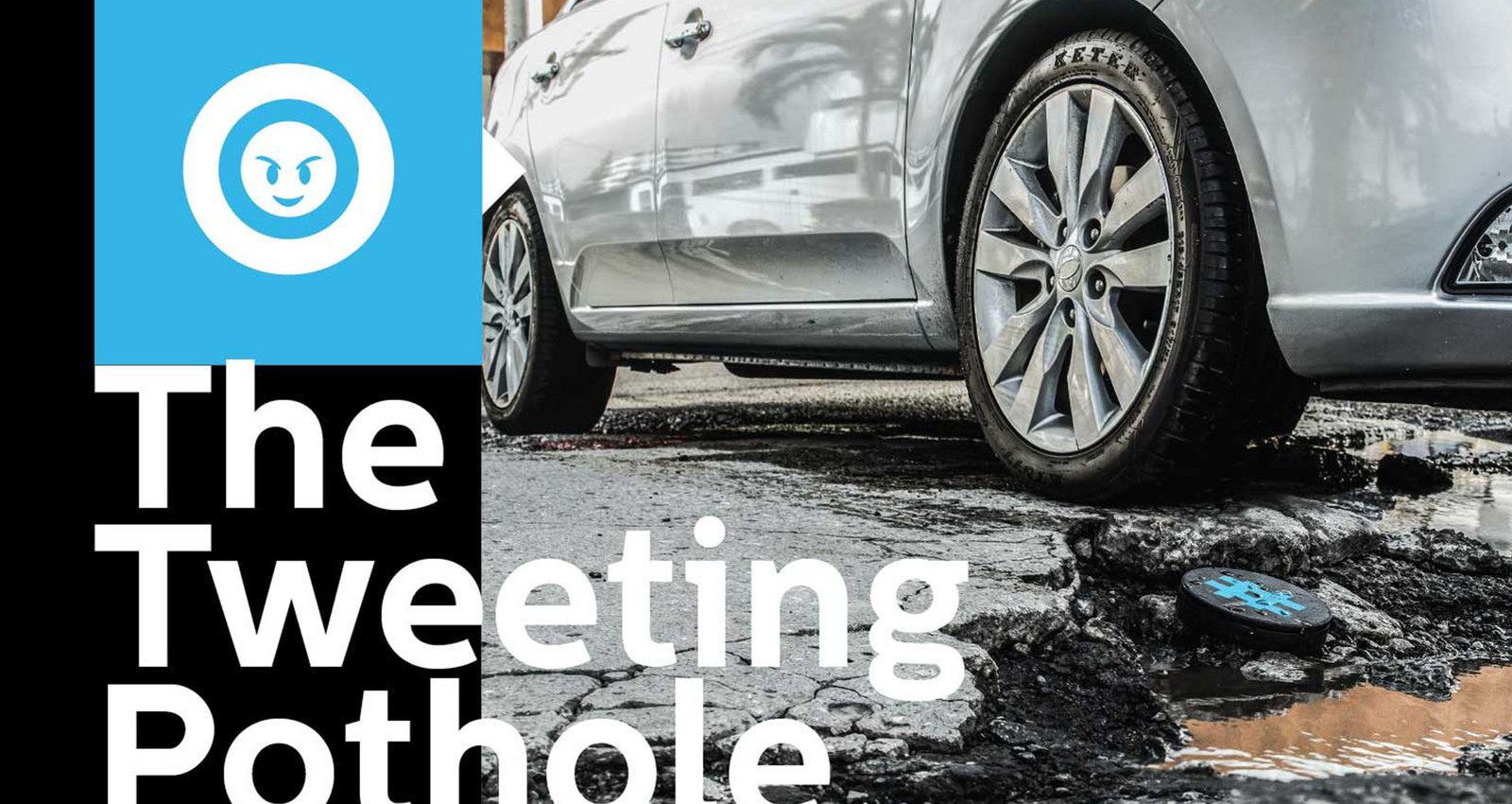 The Tweeting Pothole