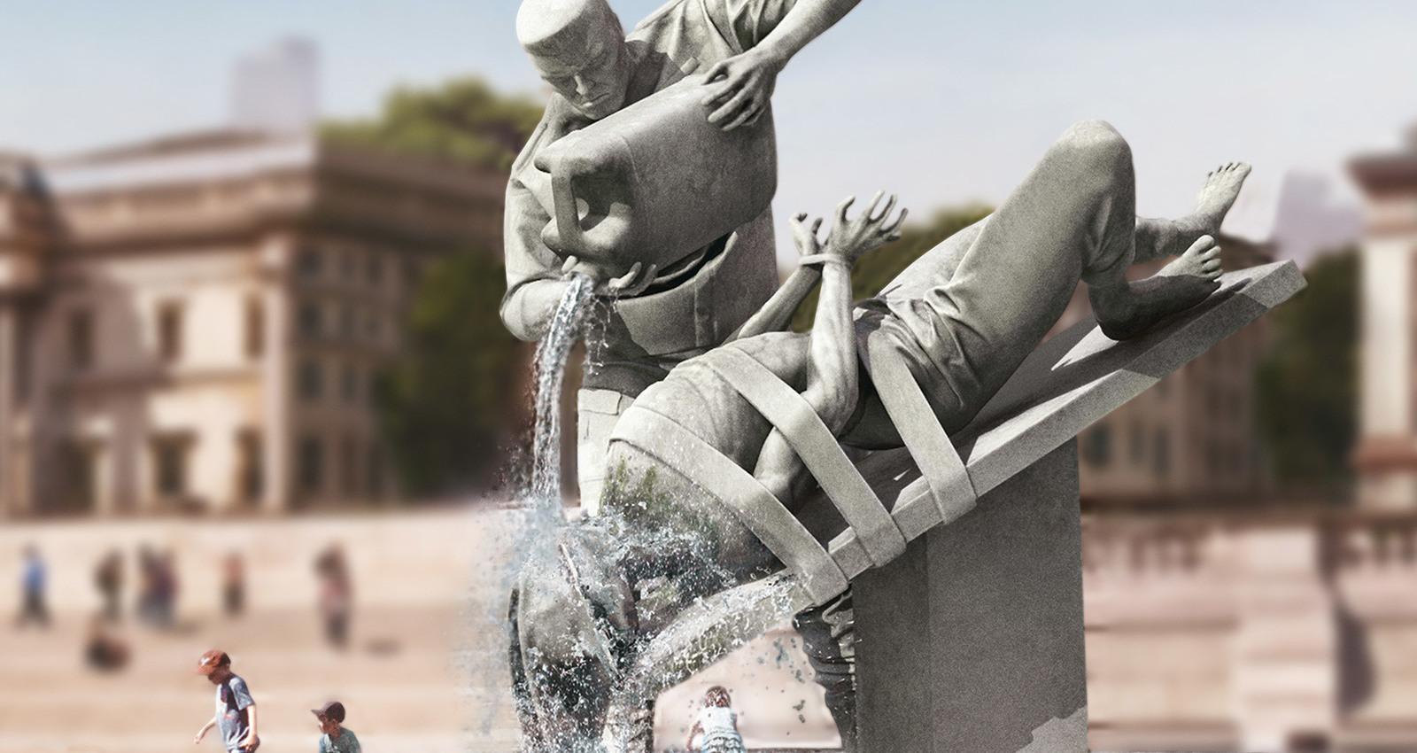 Fountain Against Torture
