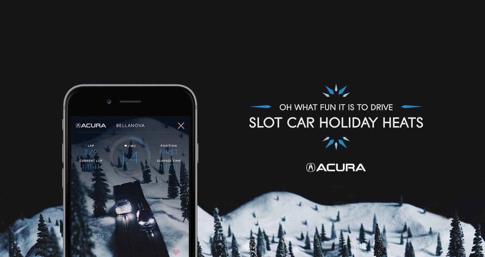 Slot Car Holiday Heats