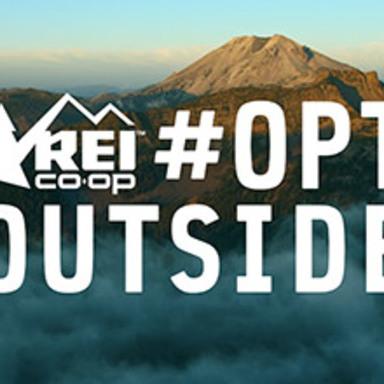 #OptOutside